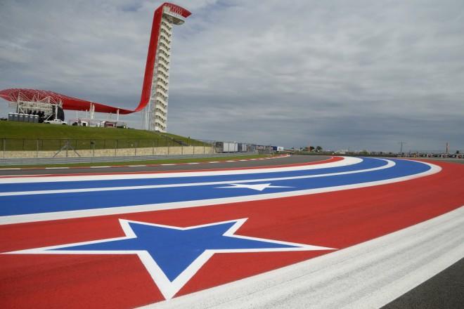 Druhá GP sezony – Velká cena Texasu