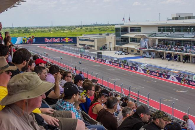 GP Texasu – kvalifikaèní sobota
