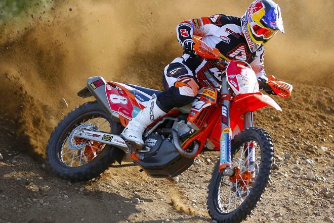 Jezdci KTM jsou v Portugalsku k neporažení
