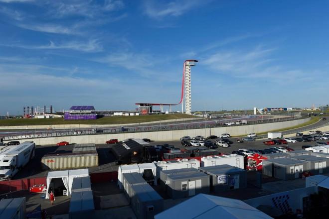 GP Texasu – závodní nedìle