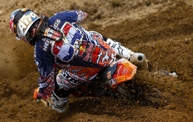 Vítìzný návrat Herlingse ozdobil GP Trentina