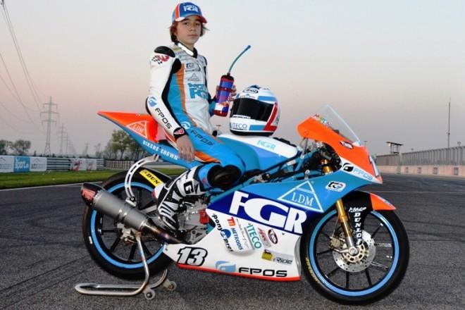 Tým Moto FGR závodil s Gbelcem na Slovakiaringu