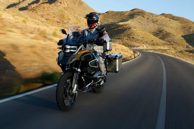 Nové BMW R 1200 GS Adventure v Inveltu