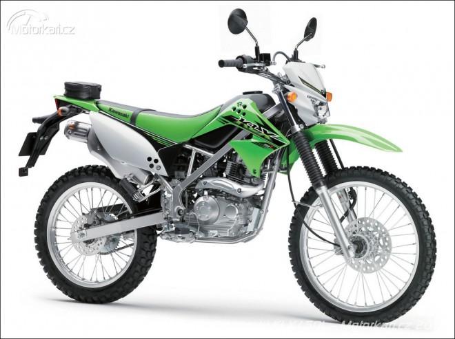 Nov� Kawasaki KLX150L