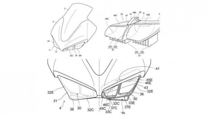 Nov� Honda CBR1000RR (MY2015) s LED denn�m sv�cen�m