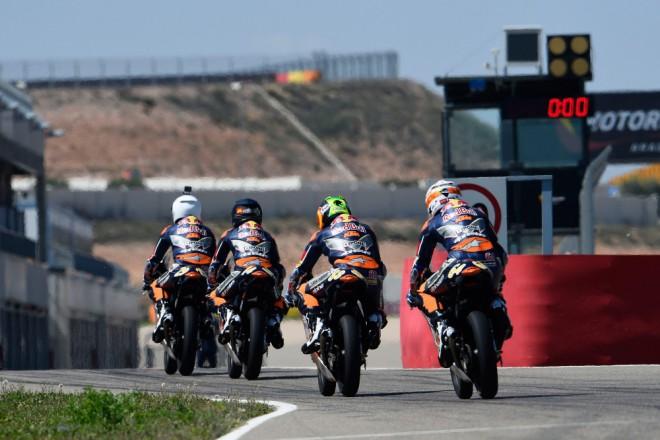 Jezdci Rookies Cupu testovali v Aragonii