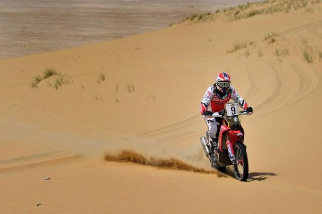 Sealine Rally: Honda, nebo KTM?