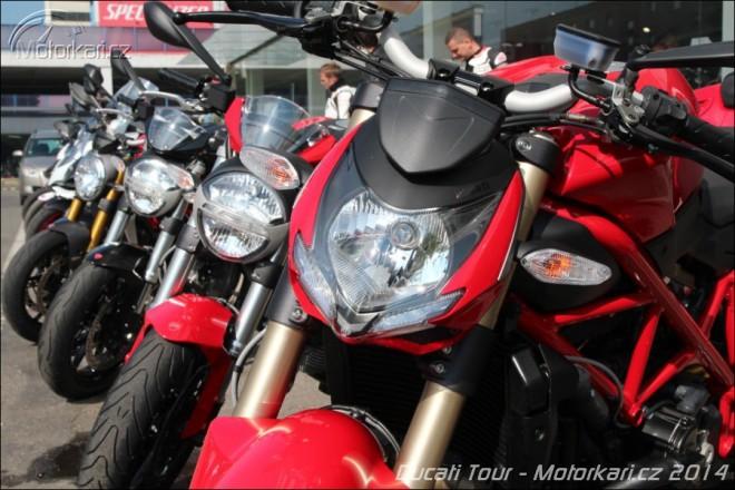 Ducati Tour 2014 jede!