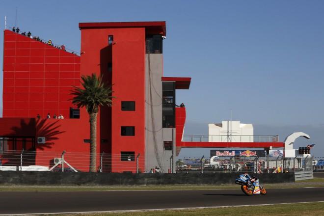 GP Argentiny – závodní nedìle