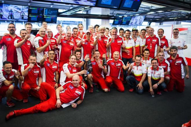 Ducati je pro Jerez v kompletní sestavì