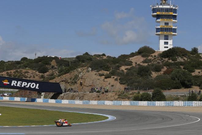 GP �pan�lska � p�tek v Jerezu