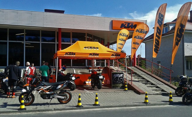 KTM zve na Orange Days 2014