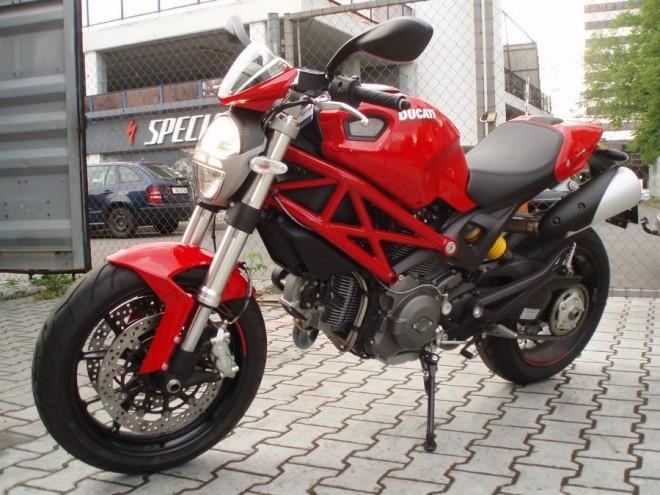 Second-hand Ducati: ojetiny se zárukou