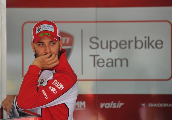 V Imole m� Ducati velkou podporu fanou�k�
