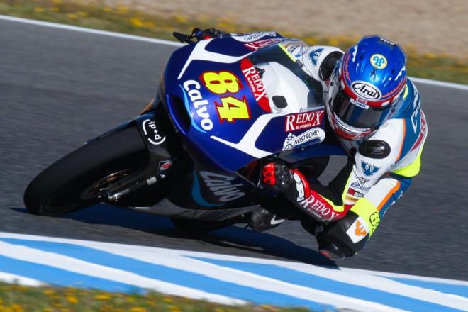 Jakub Kornfeil testuje novinky od KTM