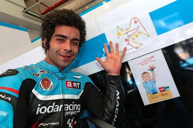 Petrucci bude v Le Mans chybìt