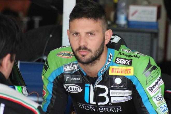 Ital Fabrizio konèí u týmu Grilini