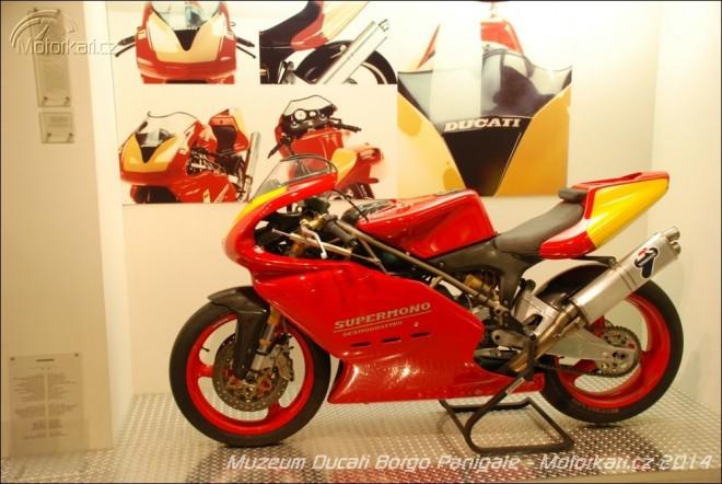 Na prohlídce v Ducati