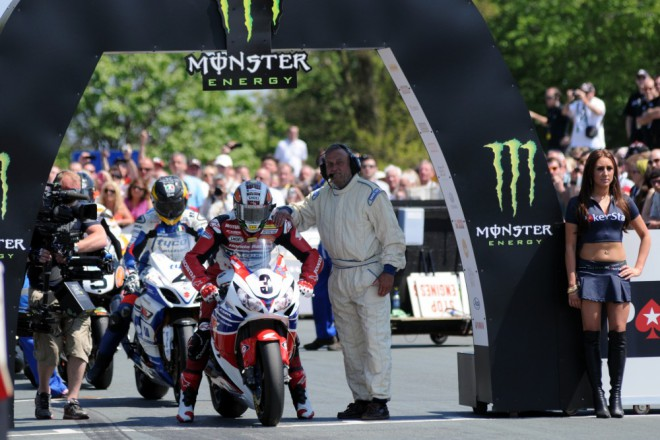 Isle of Man Tourist Trophy 2014