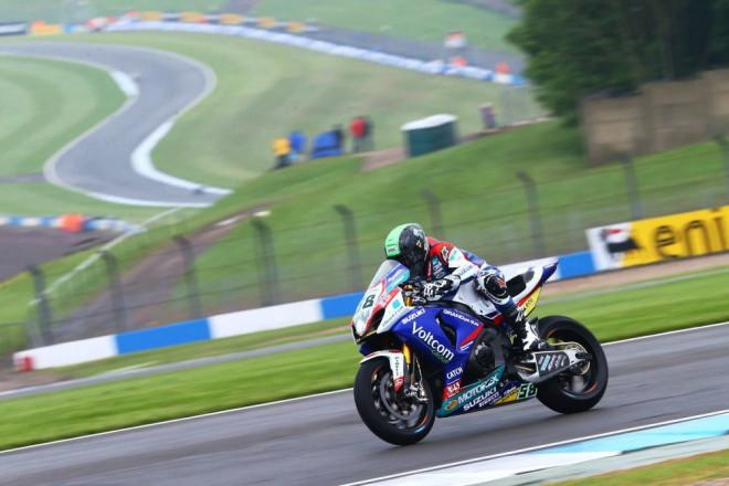 MS Superbike – nedìle v Doningtonu