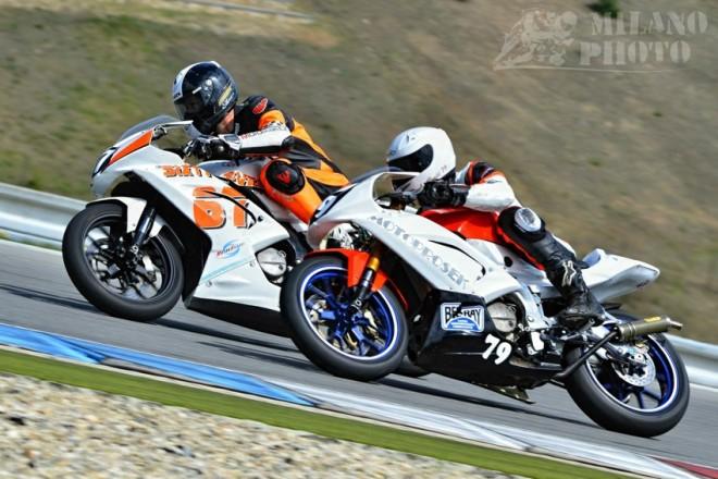 Road Racing 2014, zastavení první
