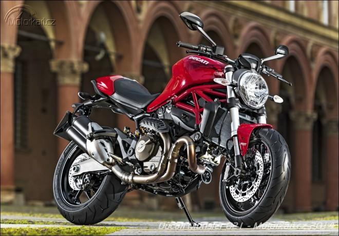 Ducati Monster 821: další novinka na scénì