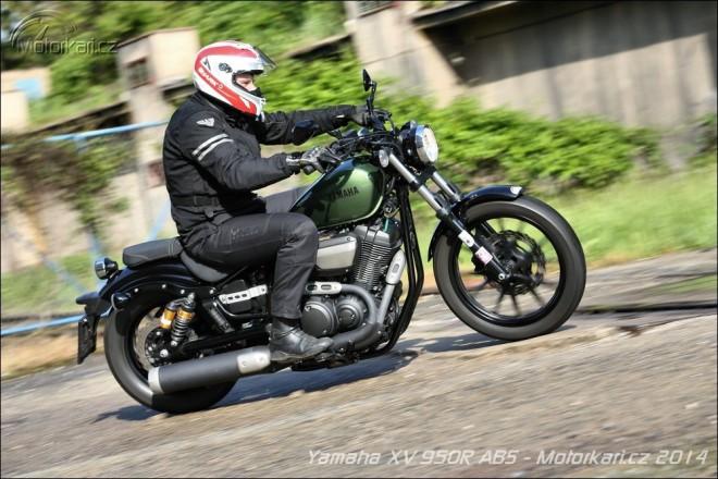 Yamaha XV 950R ABS