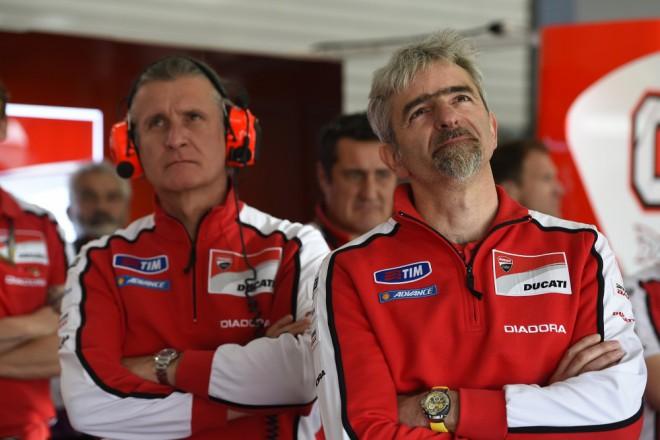 Ducati nastoupí do domácí GP s tøemi jezdci