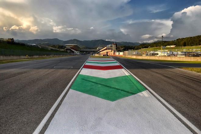 GP Itálie – pátek v Mugellu