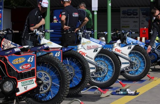 Tréninky pøed Speedway Grand Prix