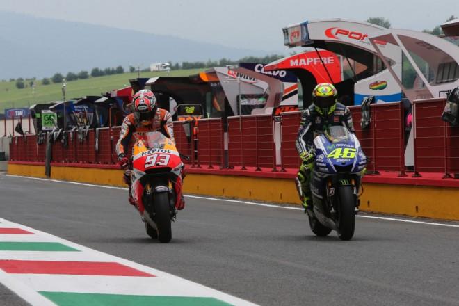 GP Itálie – sobota v Toskánsku