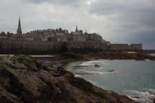 Opevnìní pirátského mìsta Saint- Malo