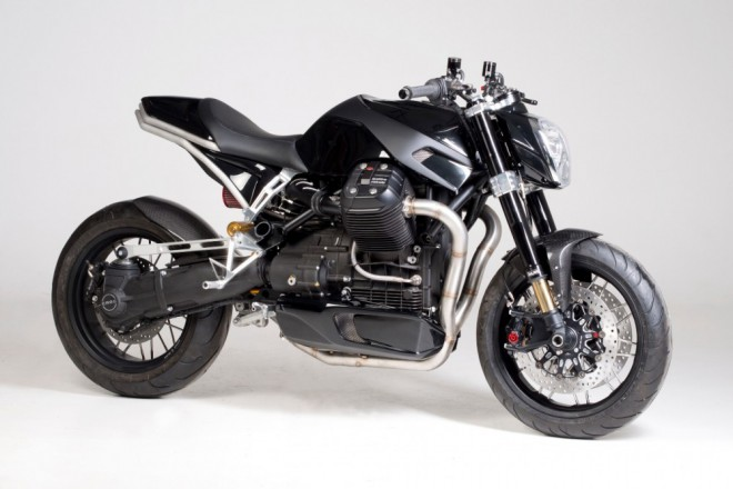 Moto Guzzi Millepercento Scighera
