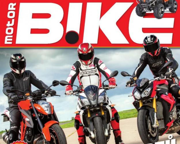 Motorbike 6/2014