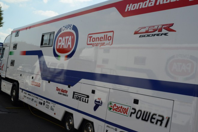 Pata Honda m��� s CBR poprv� do Malajsie