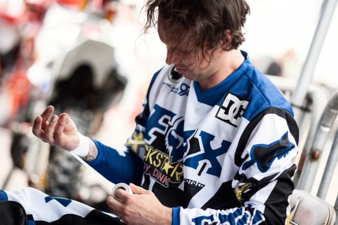 Libor Podmol pøed X Games v Austinu