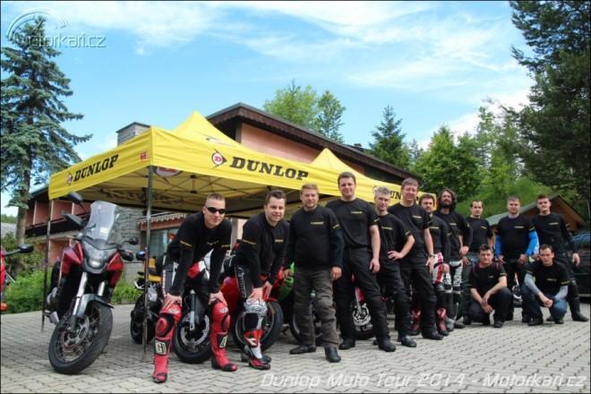 Dunlop Moto Tour 2014