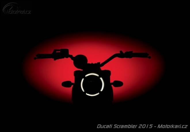 Ducati Scrambler do prodeje pøíští rok