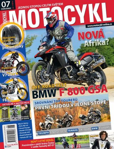 Motocykl 7/2014