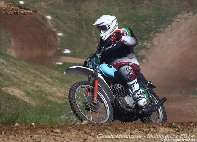 Classic Motocross Støíbro
