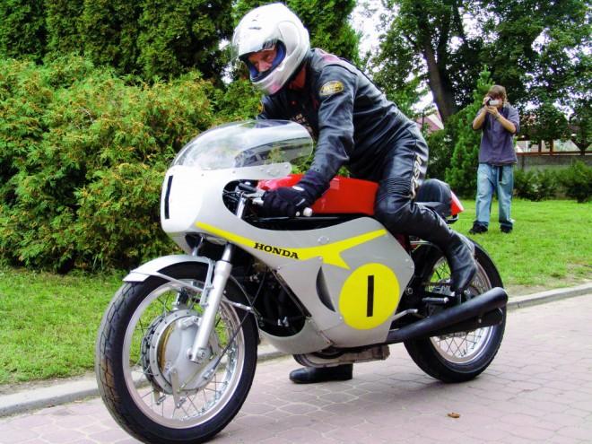 Jim Redman èestným hostem na Brno Grand Prix Revival