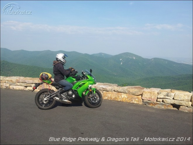 Blue Ridge Parkway & Deal´s Gap