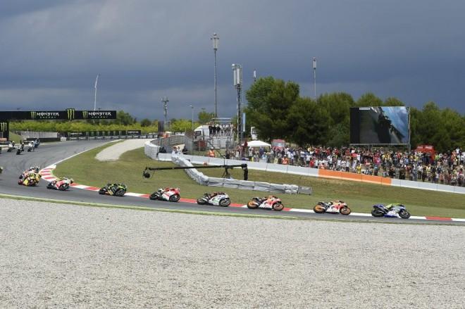 V testu MotoGP byl nejrychlejší Márquez