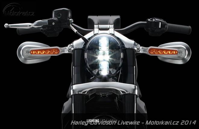 Harley-Davidson pøedstavuje elektrobike