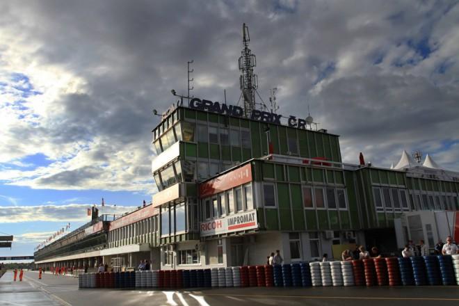 Motocyklová protestní jízda do Prahy