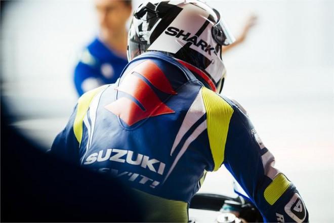 Suzuki dokonèila tøídenní test v Barcelonì