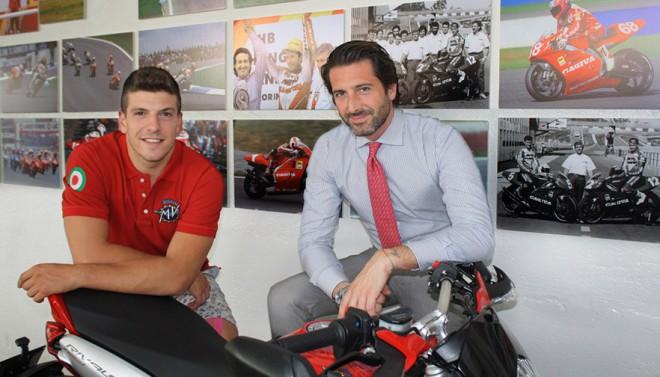 MV Agusta pokraèuje v MS bez Yakhnich Motorsport