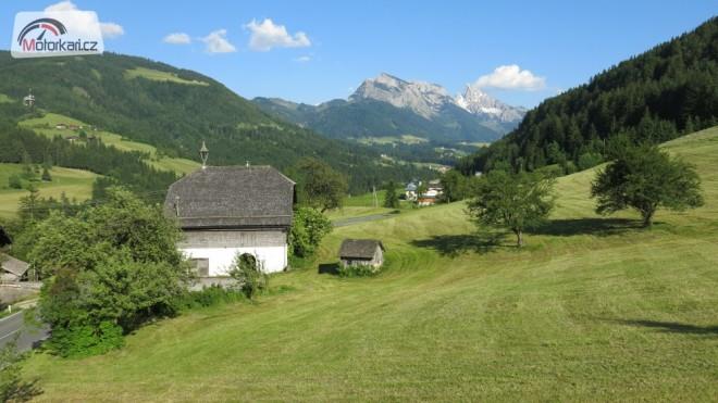 S Maøenkou do Alp