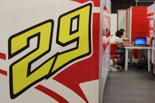 Iannone usiluje o m�sto u tov�rny Ducati