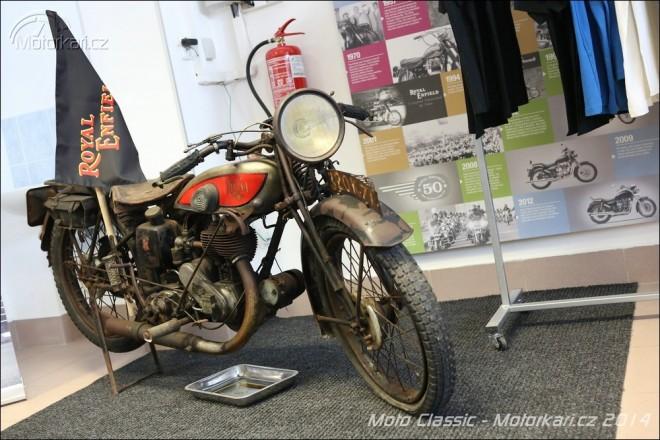 Moto Classic ve Vintage Garage